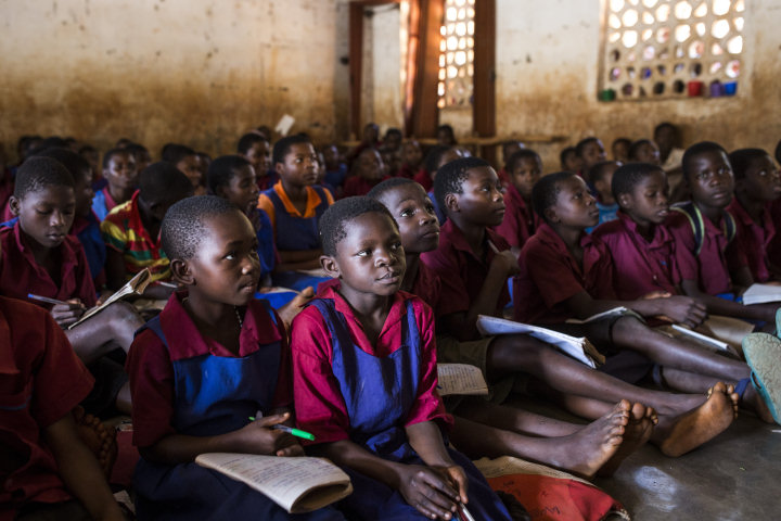 Children's education and attendance has improved since the school has electricity